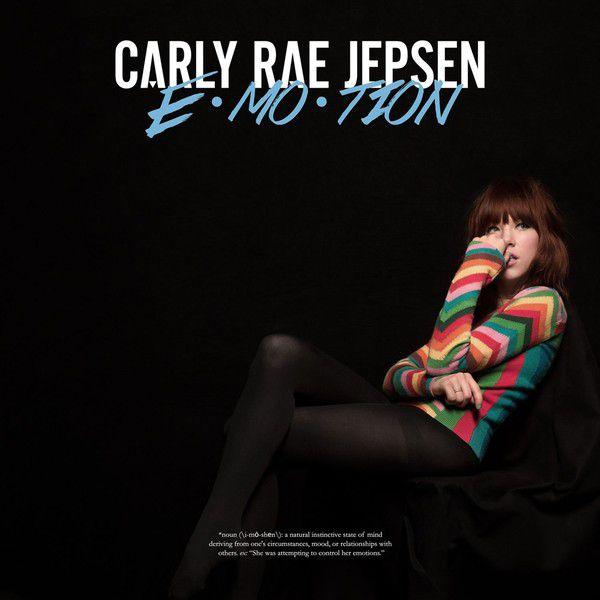 Carly Rae Jepsen  Emotion - Cd Nacional  - Billbox Records