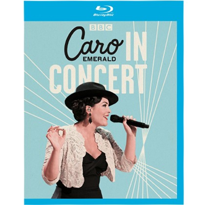 Caro Emerald - In Concert - Blu-ray Nacional - Billbox Records