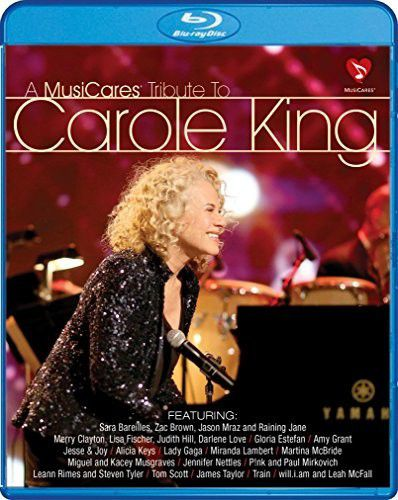 Carole King - Musicares Tribute to Carole King - Blu ray Importado  - Billbox Records
