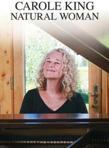 Carole King-Natural Woman - Dvd Importado  - Billbox Records