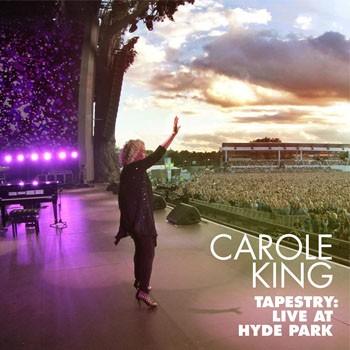 Carole King - Tapestry: Live In Hyde Park - CD + Blu Ray  Importado  - Billbox Records