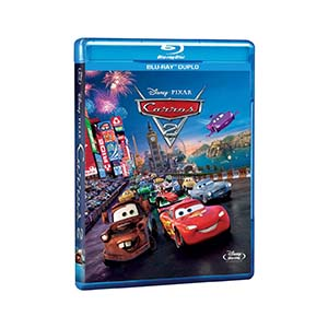 Carros 2 / Blu Ray Duplo - Billbox Records