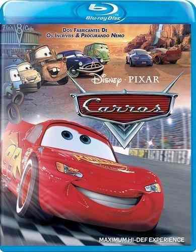 Carros - Blu Ray Em Portugues - Blu Ray Nacional  - Billbox Records
