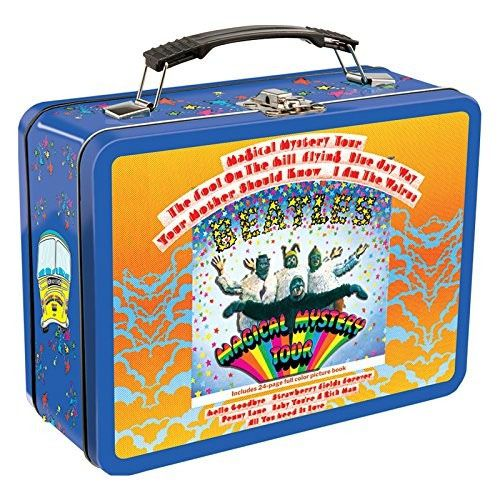 Case Beatles Magical Mystery Tour Large Tin Tote  - Billbox Records