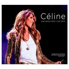 Celine Dion - Une Seule Fois Live 2013 - Cd+Blu Ray  - Billbox Records