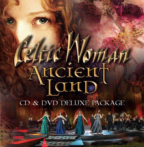 Celtic Woman - Ancient Land - CD+Dvd Importados  - Billbox Records