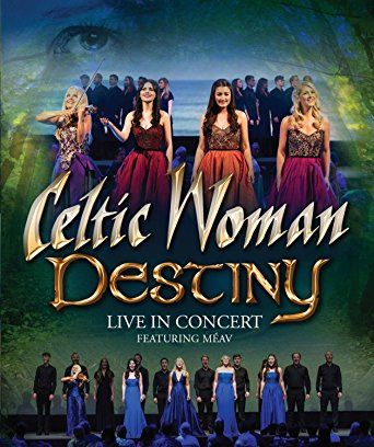 Celtic Woman - Desteny Live in Concert - Blu ray Importado  - Billbox Records