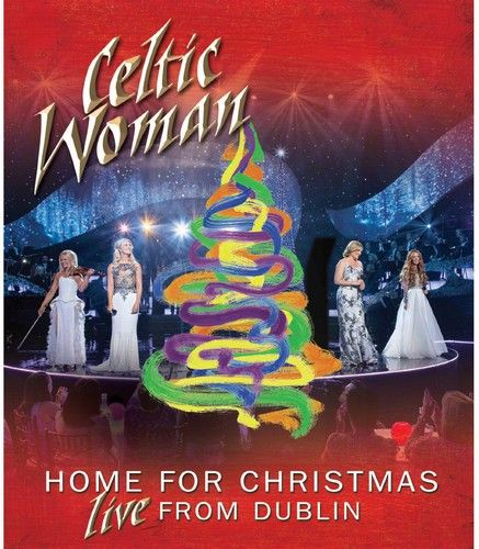 Celtic Woman: Home for Christmas: Live From Dublin - Blu ray Importado  - Billbox Records