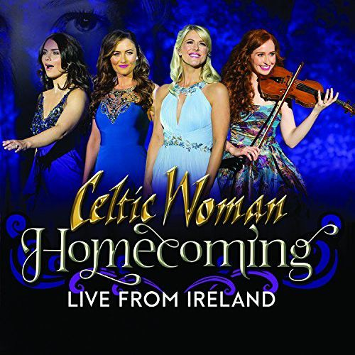 Celtic Woman - Homecoming: Live From Ireland - CD+Dvd Importados  - Billbox Records