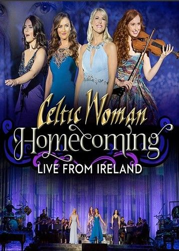Celtic Woman - Homecoming: Live From Ireland - Dvd Importado  - Billbox Records