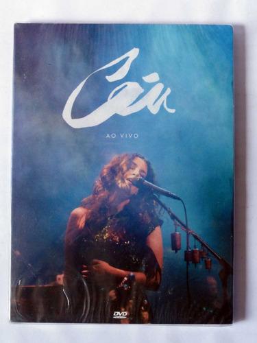 Céu - Ao vivo Dvd Nacional  - Billbox Records