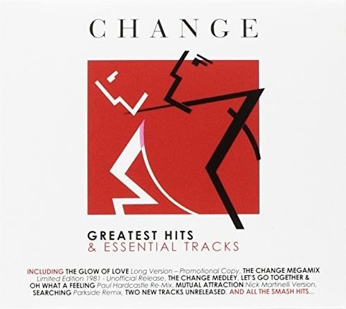 Change - Greatest Hits & Essential Tracks - 2 cds Importados  - Billbox Records