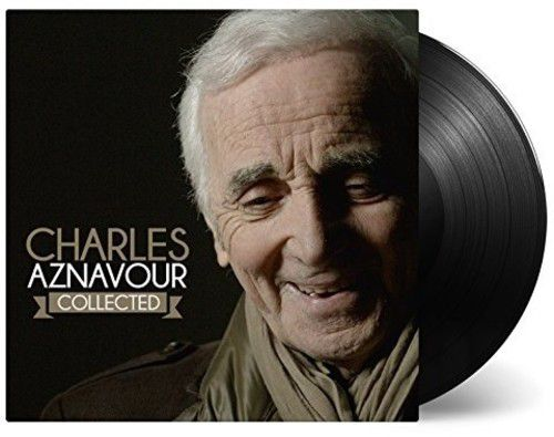 Charles Aznavour -  Collected Gold, Limited Edition, 180 Gram Vinyl - Lp Importado  - Billbox Records