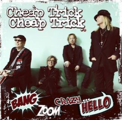 Cheap Trick - Bang Zoom Crazy Hello - Cd Importado  - Billbox Records