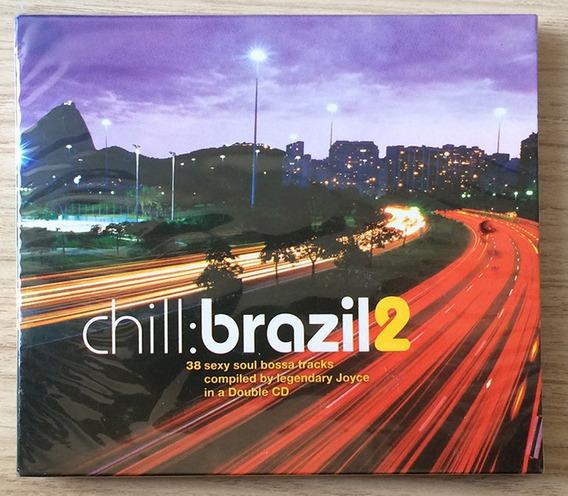 Chill Brazil - 2 Cds Nacionais  - Billbox Records