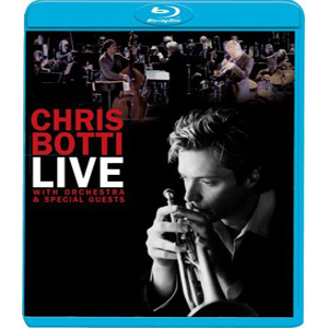 Chris Botti - Live - Blu ray Importado  - Billbox Records