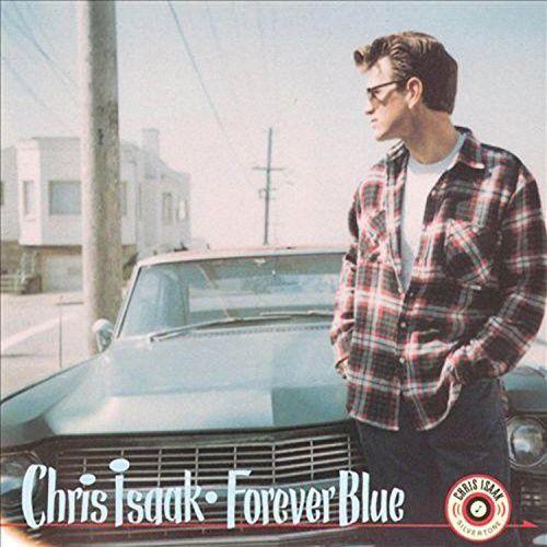 Chris Isaak - Forever Blue 180 Gram Vinyl, Colored Vinyl – Limited Edition-  Lp Importado  - Billbox Records