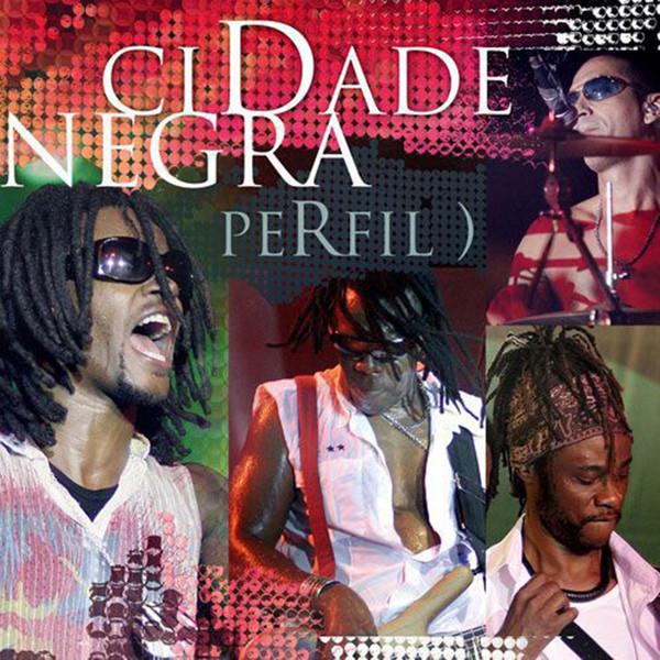 Cidade Negra - Perfil - Cd Nacional  - Billbox Records