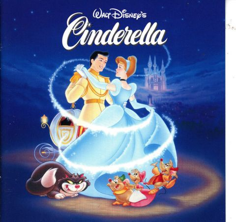 Cinderela - Ost - Cd Importado  - Billbox Records