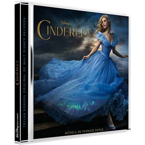 Cinderela - Ost Cd Nacional  - Billbox Records