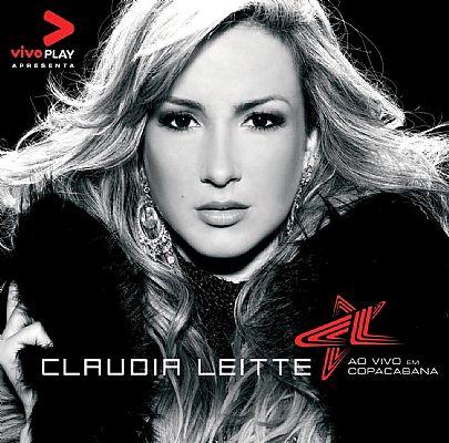 Claudia Leitte - Ao Vivo Copacabana  - Cd Nacional  - Billbox Records
