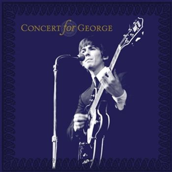 Concert For George - CD + Blu Ray  Importado - 4PC  - Billbox Records