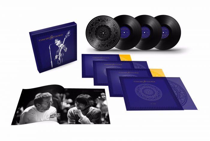 Concert For George - Lp Importado - 4PC  - Billbox Records