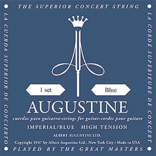 Encordoamento De Nylon - Imperial Blue High Tension - Augustine  - Billbox Records