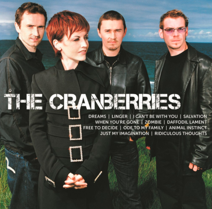 Cramberries - The-Icon - Cd Nacional  - Billbox Records