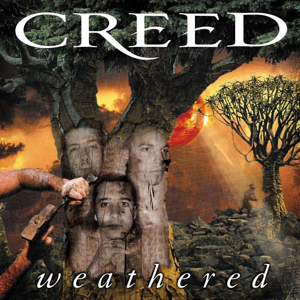 Creed - Weathered - Cd Nacional  - Billbox Records