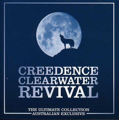 Creedence Clearwater Revisited Ultimate Collection - 2 Cds Importados  - Billbox Records