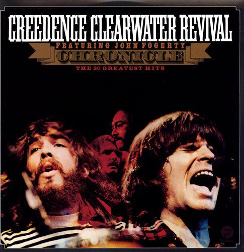 Creedence Clearwater Revival - (CCR) - Chronicle The 20 Greatest Hits - 2 LPs Importado  - Billbox Records