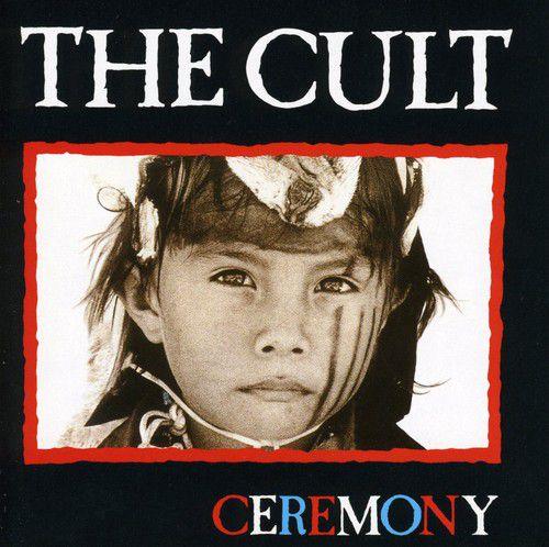 CULT -  Ceremony - CD IMPORTADO  - Billbox Records