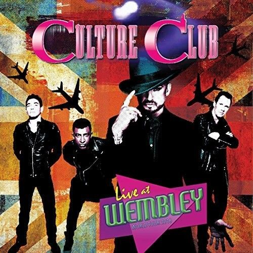 Culture Club - Live At Wembley - Blu Ray + Dvd + Cd  Importado  - Billbox Records