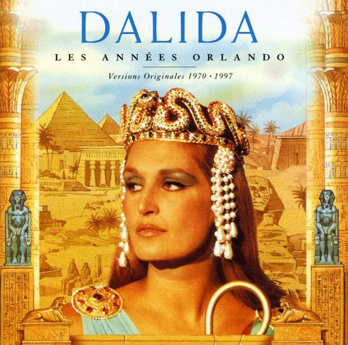 Dalida - Les Annees Orlando - 2 Cds Importados  - Billbox Records