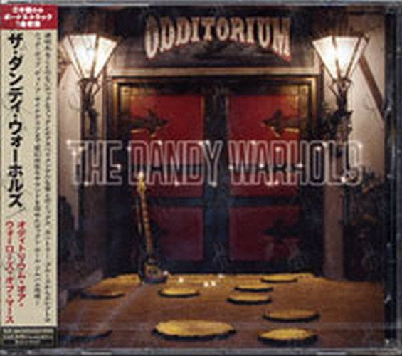 Dandy Warhols - Odditorium Japanese Edition - Cd Importado  - Billbox Records