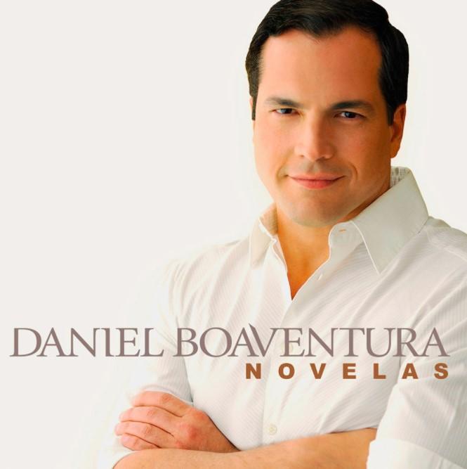 Daniel Boaventura - Novelas - Cd Nacional  - Billbox Records