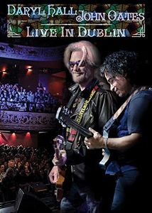 Daryl Hall & John Oates - Live In Dublin - Dvd Importado - Billbox Records