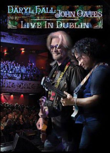 Daryl Hall & John Oates - Live In Dublin Cd + Dvd Importados  - Billbox Records