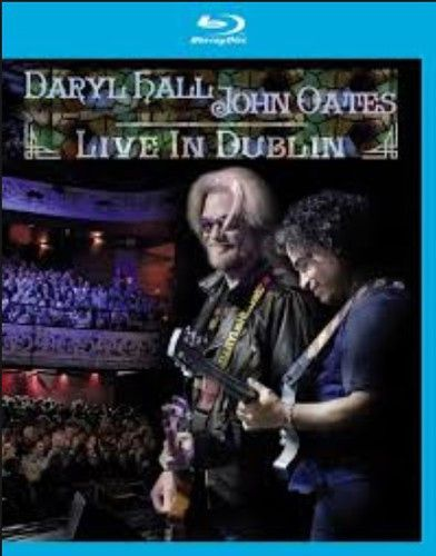 Daryl Hall John Oates - Live In Dublin - Blu Ray Importado  - Billbox Records