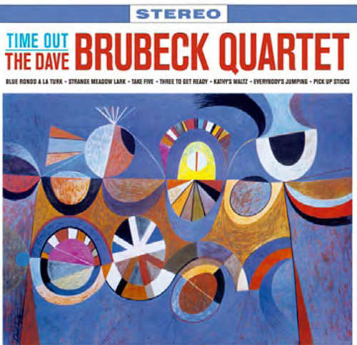 Dave Brubeck / Time Out - Lp Importado  - Billbox Records