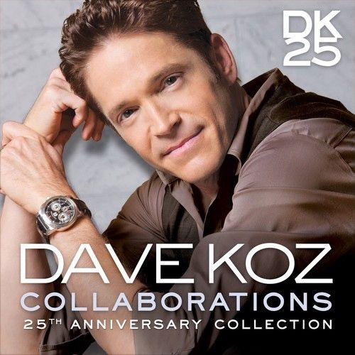 Dave Koz - Collaborations: 25th Anniversary Collection Cd Importado  - Billbox Records
