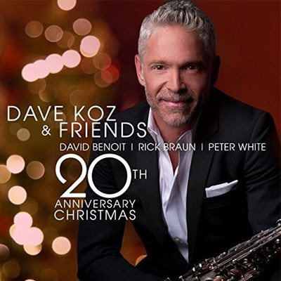 Dave Koz / Dave Koz & Friends 20th Anniversary Christmas - Cd Importado  - Billbox Records