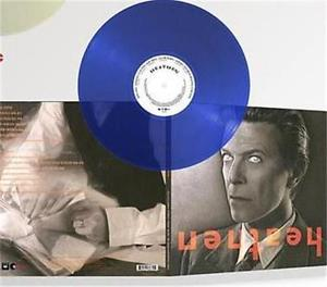 David Bowie - Heathen Lp  - Billbox Records