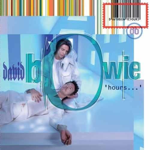 David Bowie - Hours  - Cd Nacional  - Billbox Records