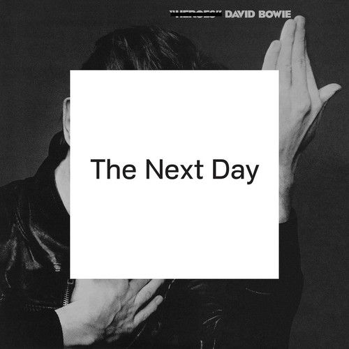 David Bowie - The Next Day  - Cd Nacional  - Billbox Records