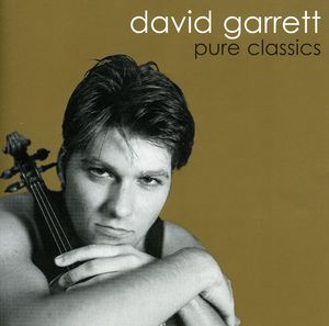 David Garrett - Pure Classics  - Billbox Records