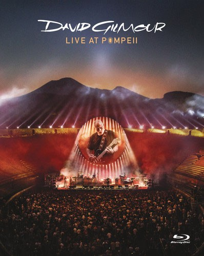 David Gilmour - Live at Pompeii - Digipack  - Blu Ray  Importado  - Billbox Records