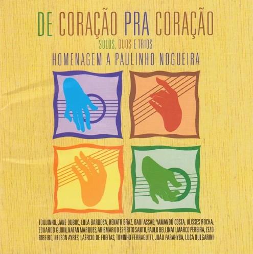 De Coração Pra Coração - Homenagem A Paulinho Nogueira - Cd Nacional  - Billbox Records