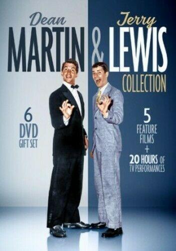 Dean Martin e Jerry Lewis - Collection 5 Filmes - 6 Dvds - Box Importado  - Billbox Records